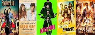 Big flops of Bollywood in 2014, 2014 was a very unlucky year for Bollywood because the majority of the movies made this year were a big flop.