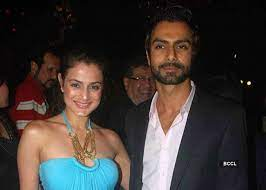 Bollywood Actors Amisha Patel and Ashmit Patel, Ameesha Patel is an Indian actress and model who predominantly appears in Bollywood films. She is the sister of Ashmit Patel