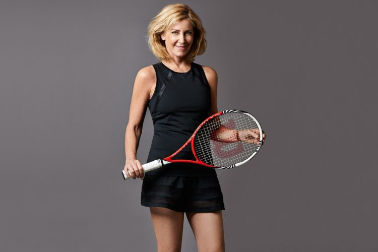 Chris Evert, known as Chris Evert Lloyd from 1979 to 1987, is an American former world No. 1 tennis player.