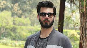 Fawad Khan, a Pakistani actor, producer, screenwriter, model and singer.