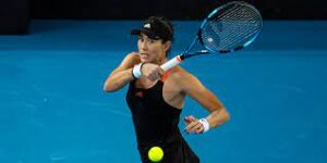 Garbine Muguruza, a Spanish-Venezuelan professional tennis player and former world No. 1.