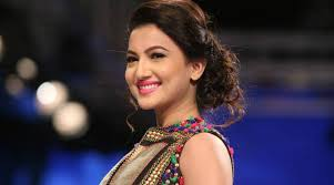 Gauahar Khan, an Indian model and actress. She started her career as a model and participated in the Femina Miss India contest in 2002.