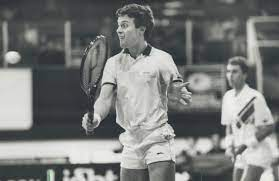 Gene Mayer, a former tennis player from the United States who won 14 professional singles titles during his career.