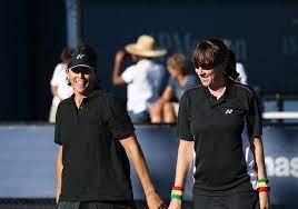 Gigi Fernandez-Natasha Zvereva, Fernández was recognized primarily as a doubles specialist during her professional career. ... She won 14 of her 17 Grand Slam titles partnering Natasha Zvereva