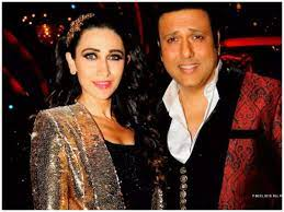 Govinda and Karishma Kapoor, jodi was considered to be one of the most famous jodi of the 90's era.