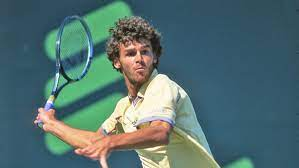 Gustavo Kuerton, a Brazilian retired world No. 1 tennis player.