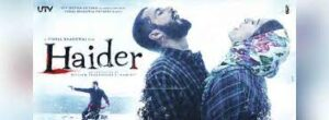 Haider, Haider is a modern-day adaptation of William Shakespeare's tragedy Hamlet. It is also based on Basharat Peer's memoir Curfewed Night.