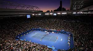 The US Open is the most popular professional hardcourt US tennis tournament