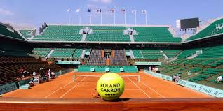 The first Roland Garros tournament took place in 1891 as a national championship and got international status in the year 1925.