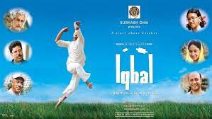 Iqbal 2005, Iqbal, a boy hard of hearing and without speech, dreams of playing in the Indian cricket team.