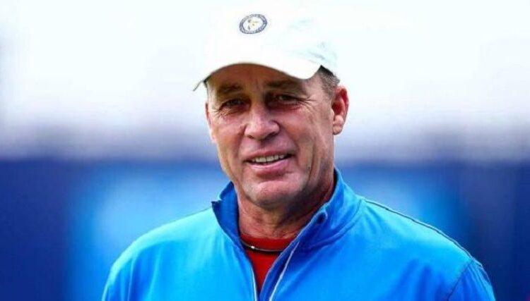 Ivan Lendls, a Czech-American former professional tennis player.