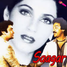 Jaane Do Na Saagar, Song from the Saagar album is voiced by famous singer Asha Bhosle, Shailendra Singh