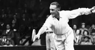 Jack Crawford, an Australian tennis player during the 1930s. He was the World No. 1 player for 1933,