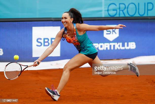 Jelena Jankovic, a Serbian professional tennis player.