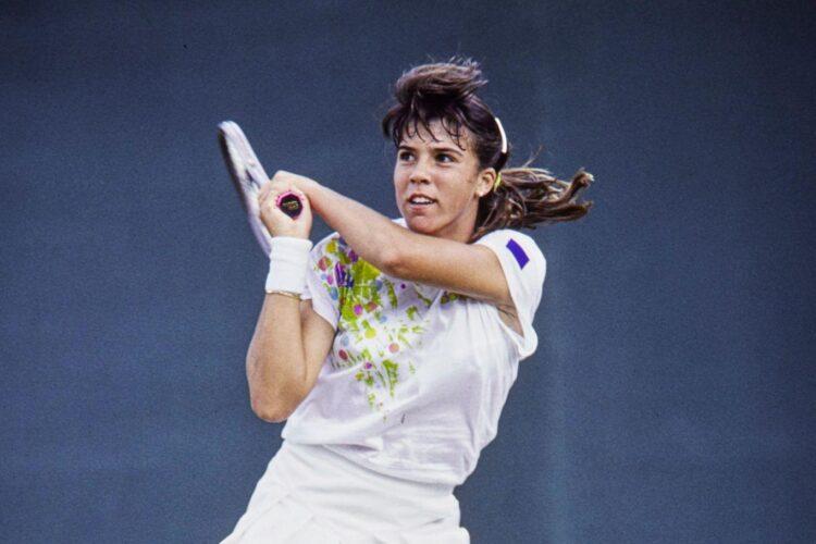 Jennifer Capriati, an American former professional tennis player.