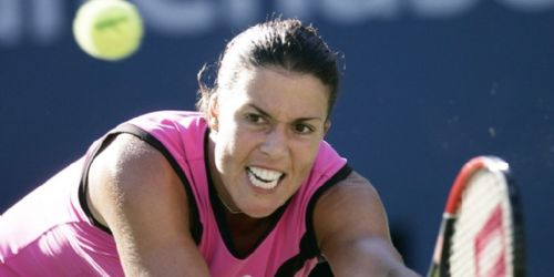 Jennifer Marie Capriati, an American former professional tennis player. A member of the International Tennis Hall of Fame,