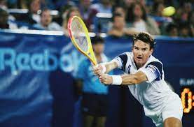 Jimmy Connors, an American former world No. 1 tennis player. He held the top Association of Tennis Professionals ranking