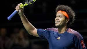 Jo Wilfried Tsonga, a French professional tennis player. A member of the Tennis Club de Paris,
