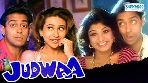 Judwaa, Twin brothers Raja and Prem Malhotra get separated at birth but are reunited by fate to defeat Ratanlal, a local gangster, who wants to destroy the Malhotra family.