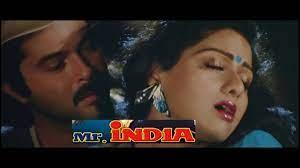 Katey nh Kat tey ye din ye rat, Song lyrics from Mr India(1987) movie is penned by Javed Akhtar, sung by Alisha Chinai, Kishore Kumar,