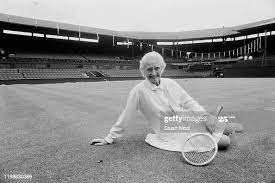 Kathleen McKane, a British tennis and badminton player and the most decorated female British Olympian,