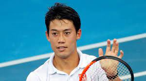 Kei-Nishikori, a Japanese professional tennis player. He is the second male Japanese player to have been ranked in the top 5 in singles,