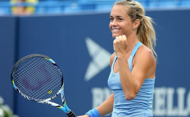 Klara Koukalova, a retired Czech tennis player