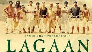 Lagaan-2001, During the British Raj, a farmer named Bhuvan accepts the challenge of Captain Andrew Russell to beat his team in a game of cricket and enable his village to not pay taxes for the next three years.
