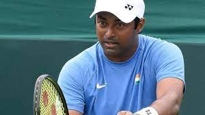 Leander Paes, an Indian professional tennis player. Regarded as one of the greatest tennis players in doubles,