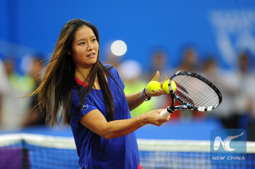 Li Na, a retired Chinese tennis player. She achieved a career-high WTA ranking of world No. 2 on 17 February 2014.