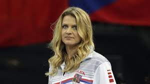 Lucie Safarova, a retired Czech tennis player. She won seven singles titles and 15 doubles titles on WTA Tour.