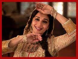 Mahuri Dixit hands, has hands that speak