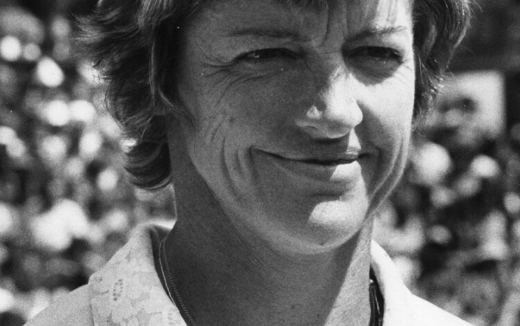 Margaret Smith Court, Margaret Smith Court, is an Australian retired tennis player and former world No. 1.
