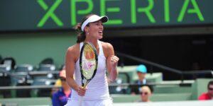 Martina Hingis, a Swiss former professional tennis player.