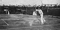 Max Decugis, a tennis player from France who held the French Championships record of winning the tournament eight times,