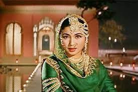 Meena Kumari, the legendary Indian actress, had a remarkable voice,