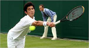 Michael Yani, a former American tennis player. He turned professional in 2003.