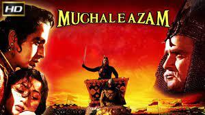 Mughal-E-Azam 1960, Salim, an emperor's son, falls in love with a beautiful courtesan.