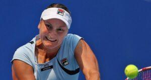 Nadia Petrova, is a Russian former professional tennis player.