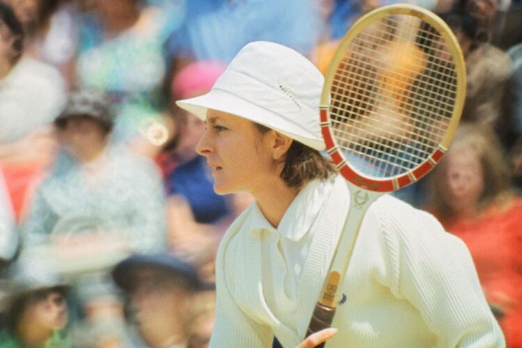 Nancy Richey, a former tennis player from the United States, who won two Grand Slam singles titles and four Grand Slam women's doubles titles.