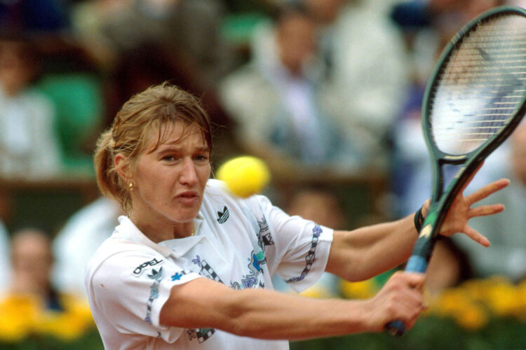 Natasha Zvereva, a former professional tennis player from Belarus.