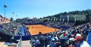 Nice Open Tournament, an ATP World Tour 250 series and, formerly, Grand Prix tennis circuit affiliated men's tennis tournament.