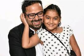 Nikhil Advani, adopted a girl child and named her Keya