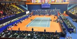 PBZ Zagreb Indoor Tennis tournament, men's tennis event on the ATP Tour held in the Croatian capital of Zagreb.