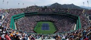 Paribas Open, an annual tennis tournament held in early- and mid-March at the Indian Wells Tennis Garden in Indian Wells, California, United States.