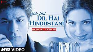 Phir bhi dil hai Hindustani, Ajay Bakshi and Ria Banerji are two rival TV reporters and will stop at nothing to outdo each other.