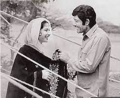Raaj Kumar and Meena Kumari, Raaj Kumar and Meena Kumari made one of the most convincing on screen pairs in Hindi cinema.