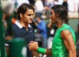Rafael Nadal and Rodger Federer, At five hours and five minutes, this is the longest match Federer and Nadal have ever contested.