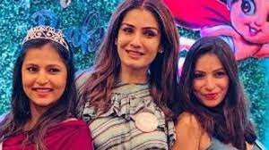 Raveena Tandon, has two adopted daughters - Chhaya and Pooja. She adopted them back in 1995 as a single mother.