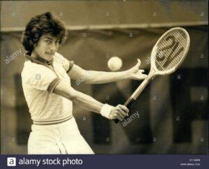 Renata Tomanova, a former professional tennis player from Czechoslovakia.